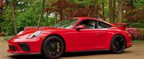 Rosso Corsa 2018 Porsche 911 GT3 Sports Ferrari's Finest ...