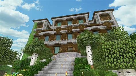 Minecraft Hermitcraft  Xb's Converted Mansion! E32 Youtube
