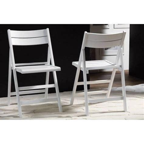 chaises pliante console extensible le gain de place tendance au meilleur