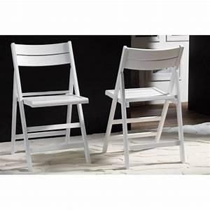 Chaises Pliantes Tables Et Chaises Lot De 2 Chaises