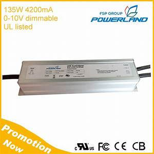 China Ip67 Grade 135w 4200ma Constant Current 0