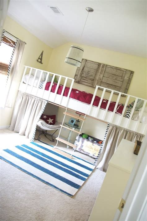 diy loft bed how to diy a loft bed renters solutions apartment therapy