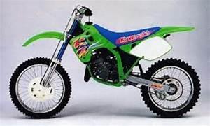 Kawasaki Kx125-kx250 Service Repair Manual 1992-1993