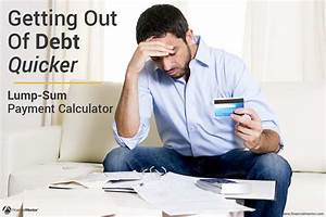 Amortization Calculator With Balloon Payment Debt Repayment Calculator