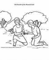 Parable Parables sketch template