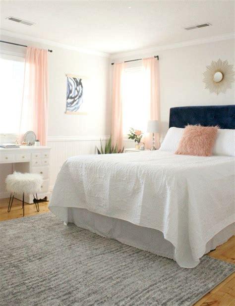 teen modern glam room reveal