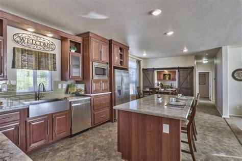 Champion Arizona 3 Bedroom Manufactured Home Redwood for ...