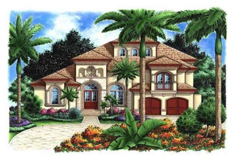 mediterranean house plans florida house plans house