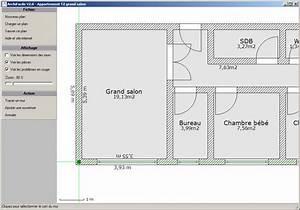 plan de maison logiciel gratuit 2d