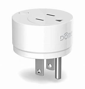Dome Smart Plug Con Monitoreo Z