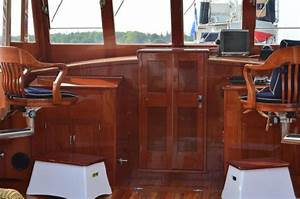 36ft Bunker  U0026 Ellis Downeast Lobster Yacht  U0026 39 Vera Lee