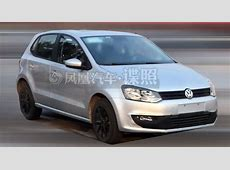 Volkswagen Polo Facelift Spotted testing in China