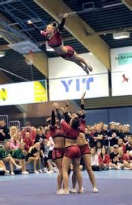 Competitive Cheer Stunts