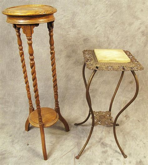 cast iron plant stand victorian ornate cast iron plant stand with onyx