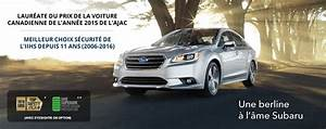Concession Subaru : introduction legacy 2016 vachon subaru ~ Gottalentnigeria.com Avis de Voitures