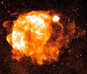 Bill Blair's Vela Supernova Remnant Page
