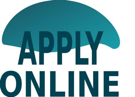 Apply Online Now Green Clip Art At Clker.com