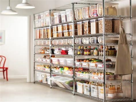 basement pantry storage ideas   The Design of Basement
