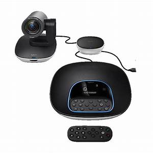 Logitech Group Videoconferencing System Features Full