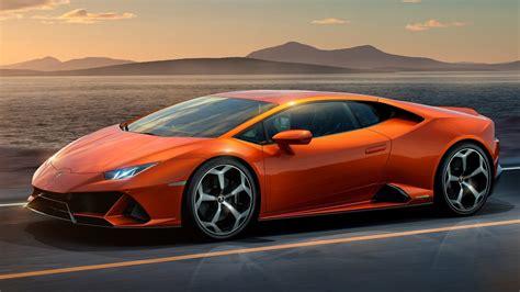Lamborghini Huracan Evo by Lamborghini Launches Huracan Evo Autotrader Ca