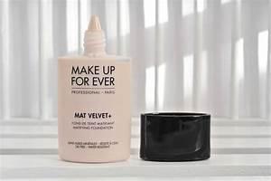Teint De Peau : le fond de teint mat velvet de make up for ever pour une ~ Melissatoandfro.com Idées de Décoration