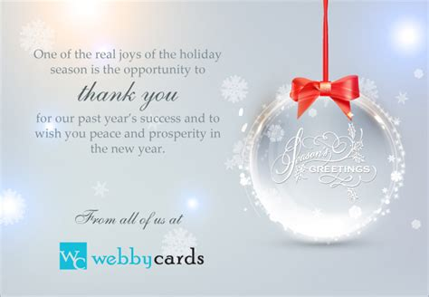 Holiday greetings messages business seson m4hsunfo