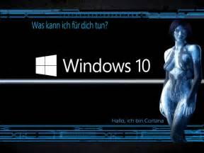 Cortana Screensavers for Windows 10