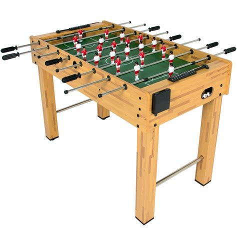soccer table game price 48 quot foosball table best choice products