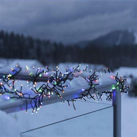 kerstverlichting buiten kerstverlichting cluster lichtkleur multicolor typ
