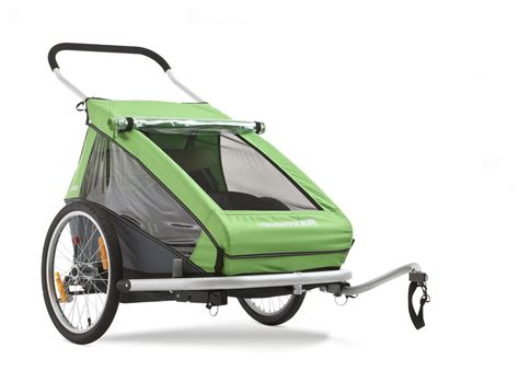 rubber in a can croozer bike trailer optimalisation for less tire