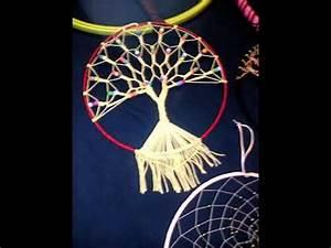 Tuto Attrape Reve Arbre De Vie : attrape r ve arbre de vie dream catcher youtube ~ Voncanada.com Idées de Décoration