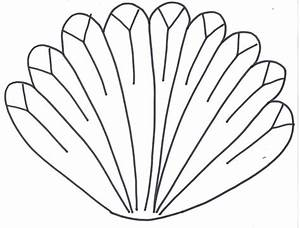 Turkey Feather - ClipArt Best