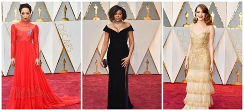 Oscars Best Dressed Celebrities The Red Carpet