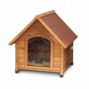 Small classic wooden dog kennel for Small wooden dog kennel
