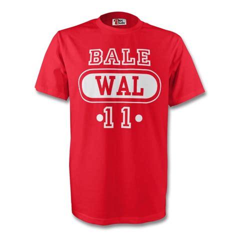gareth bale wales wal t shirt tshirtredkids