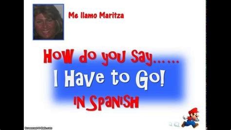 How Do You Say 'i Have To Go ' In Spanish What To Wear A Corporate Christmas Party Parlor Games For Pinoy Work Activity Ideas Healthy Treats Kids Parties Fun Cocktail Menu Bath Office Flyer