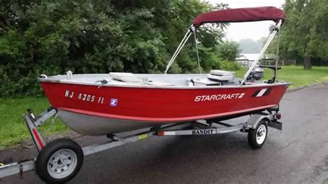 Starcraft Voyager Boats by 14 Ft Starcraft Boat