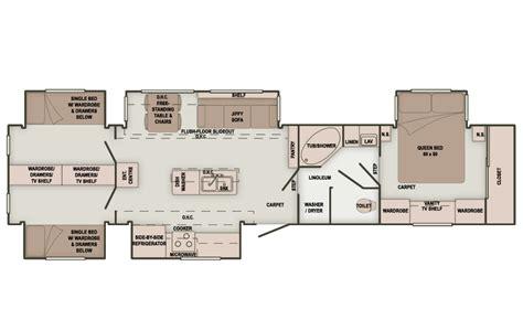 3 bedroom 5th wheel 31 fantastic 3 bedroom 5th wheel floor plans myrawalakot