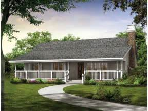 One Story Farmhouse Plans Farmhouse House Plan With 1344 Square And 3 Bedrooms From Home Source House Plan