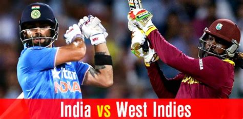 india  west indies  today match prediction july