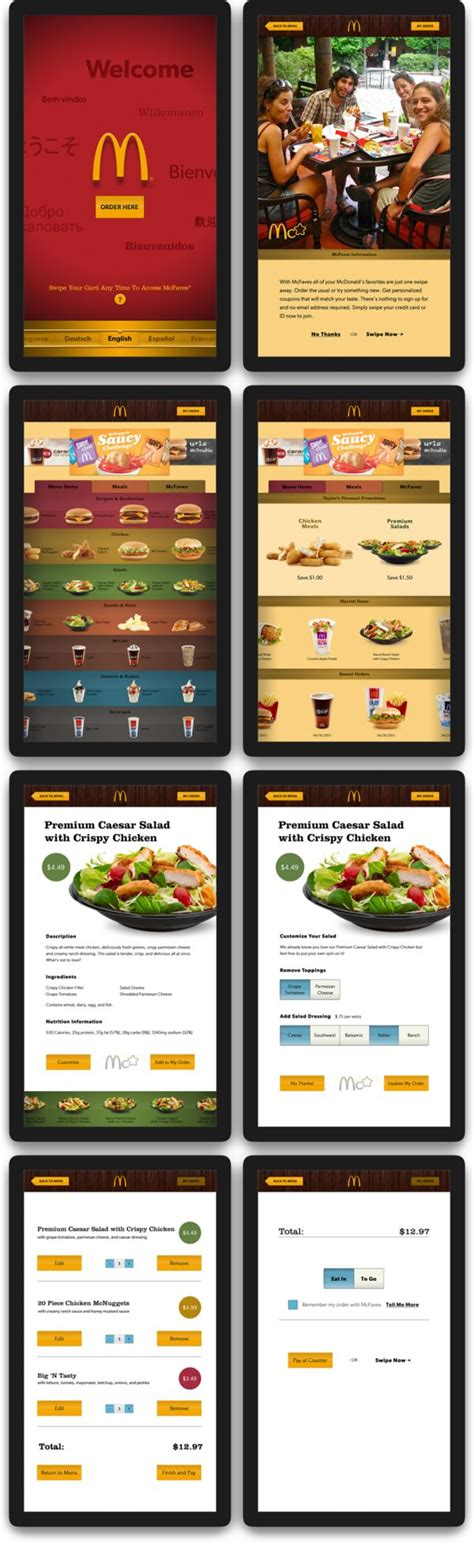 application android cuisine 95 best images about digital signage on