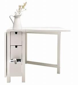 Table Pliable Murale : table pliante ikea blanc ~ Preciouscoupons.com Idées de Décoration