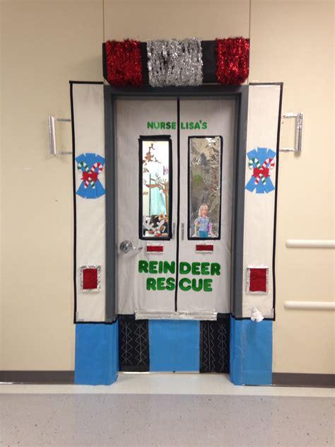 door decorating contest ideas hospital school door decorations science