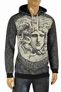 Gucci Us Size Chart Mens Designer Clothes Versace Warm Knit Hooded Sweater 24