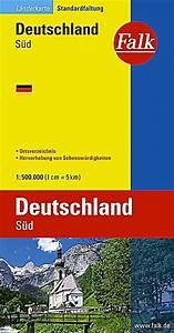 Falk Straßenatlas Deutschland : falk plan deutschland s d germany south buch ~ Jslefanu.com Haus und Dekorationen