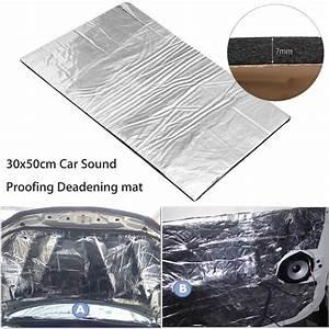 Isolant Acoustique Voiture : achetez en gros isolant en fiber de polyester en ligne ~ Premium-room.com Idées de Décoration