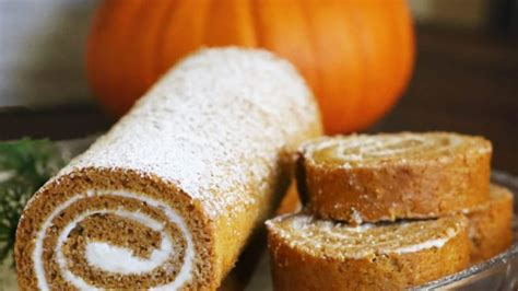 pumpkin roll  recipe allrecipescom