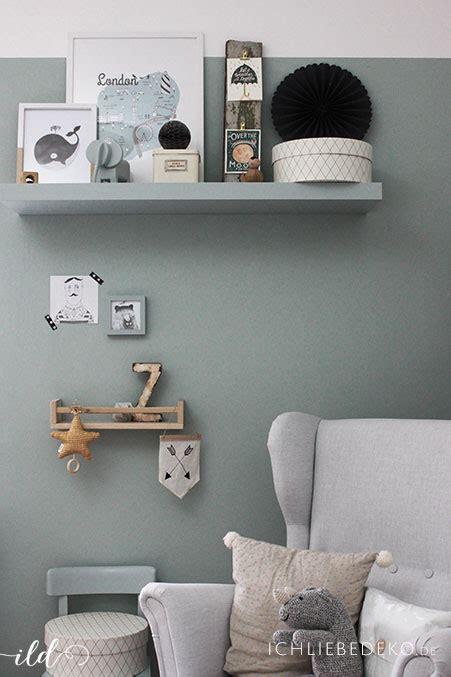 Entzückende Inspiration Babyzimmer Wandfarbe Und Schöne