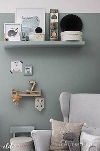 Salbei Farbe Wand : trendfarbe salbeigr n im babyzimmer jetzt kommt farbe an ~ Michelbontemps.com Haus und Dekorationen