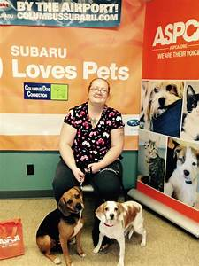great way to end the year thank you to the aspca byers airport subaru